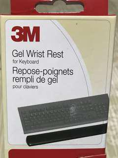 Gel Wrist Rest Pad for Keyboards