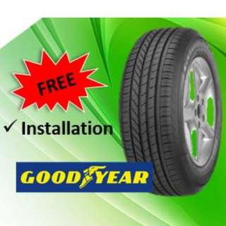 [Brand New] Goodyear tyres in different sizes