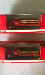 Coke Bottle Truck(10cm)