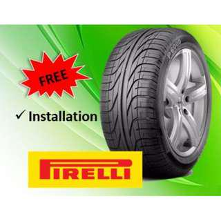 [Brand New] Pirelli POWER GY tyres sizes 205/55R16