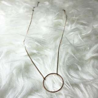 Tumblr simple necklace
