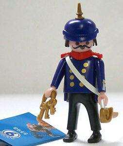 NEW & SEALED Playmobil 5598 Series 9- Prussia Soldier