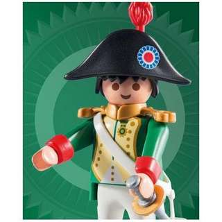 NEW & SEALED Playmobil Series 9- Napoleon