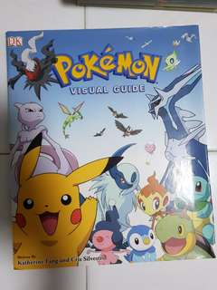 Pokemon Visual Guide Book