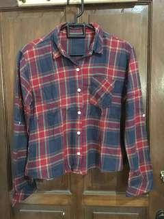 Tartan Shirt | Kemeja Tartan | Kemeja kotak-kotak | Kemeja cewek