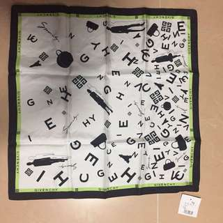 Givenchy Slik handkerchiefs