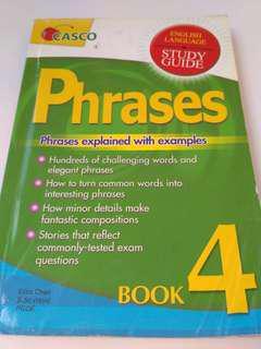 Model English composition book