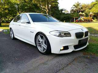 2013 M-sport BMW 528i 2.0 twin Turbo