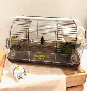 Hamster cage home