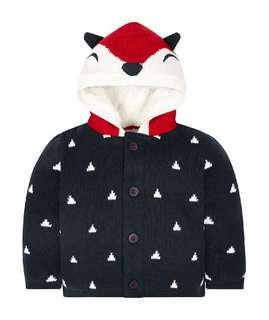 Mothercare Fox Jacket / Cardigan