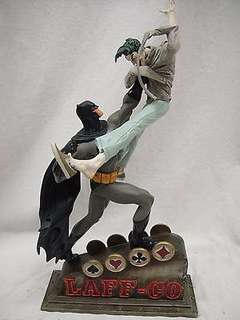 Dc Direct Classic Confrontations Batman Vs Joker Statue