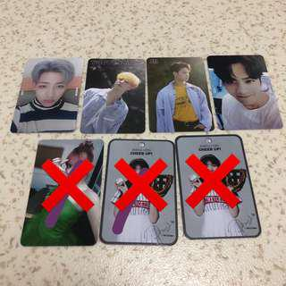 [CLEARANCE SALE] GOT7 & TWICE DUPLICATED/REPLICA/UNOFFICIAL PHOTOCARD