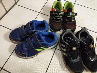 🚚 愛迪達adidas newbalance 男童鞋