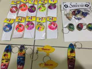 All for Rm 30 keychains