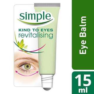 PO Malaysia - Simple revitalising eye roll on 15ml