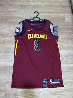 NBA Icon Edition Swingman Jersey Cleveland Cavaliers Wade #9