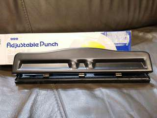 Brand New 3 hole puncher