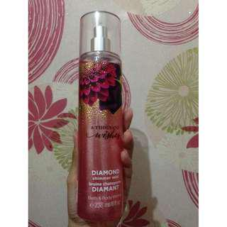 parfume bath and body works a thousand wishes