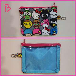BN Jujube Hello Friends Medipouch / Coin / Card Pouch