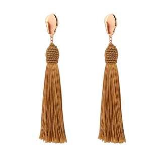 Lovisa inspired statement Tassel Earrings
