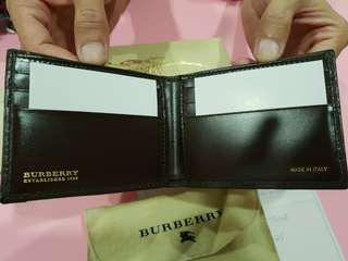 Burberry Fold Wallet
