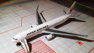 Hogan Wings Japan Airlines B767-300ER