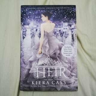 Kiera Cass - The Heir