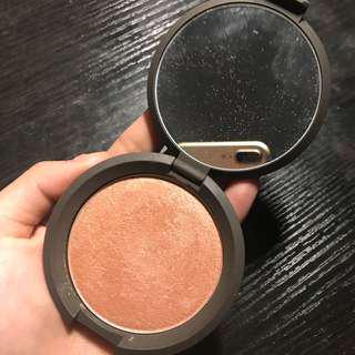 "Becca highlighter ""rose gold"""