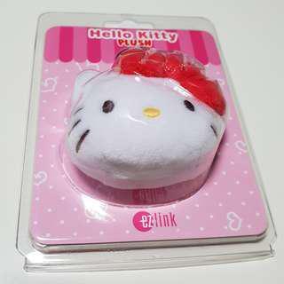 Sanrio Hello Kitty Plush ezlink ez-charm