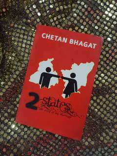 [Fiction] 2 States - Chetan Bhagat