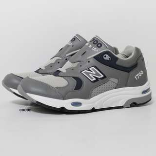 NEW BALANCE M1700GRA MADE IN THE USA US8.5 / NT$7280