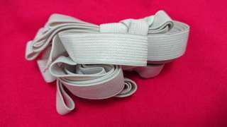 橡筋 濶2cm 車衣 手工用 每半米