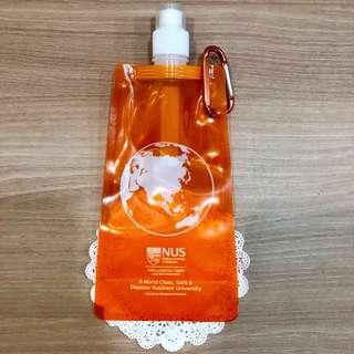 BNIP NUS Soft Water Bottle