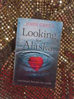 [Fiction] Looking For Alaska - John Green