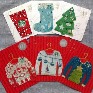 Christmas Diecut Cards (Canada)