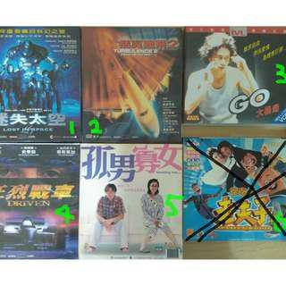 VCD (港產片, 西片, 其他)