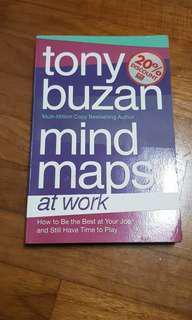 Mind Maps at work Tony Buzan