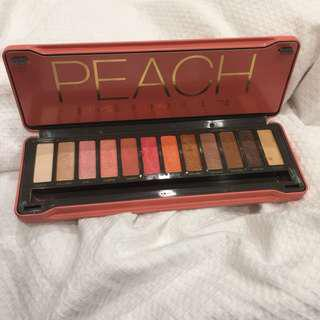 Peach Eyeshadow Palette