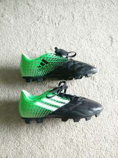 Green Cleats