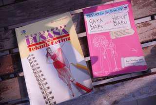 buku fashion / fashion book