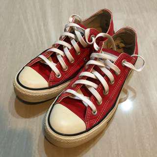 Converse Original All Star Red 38
