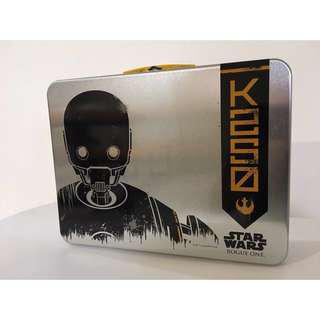 🚚 Star Wars Metal Tin