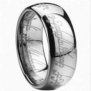 Lord of the Rings (used in marriage)