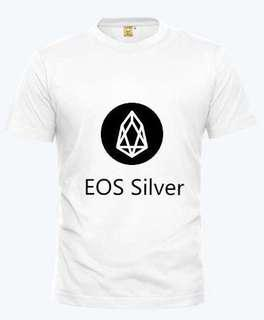 EOS Silver T-Shirt (Elastic), Suited for Men and Women