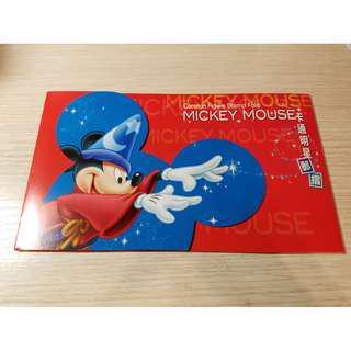 台灣 迪士尼 Disney 米奇 Mickey Mouse 套摺