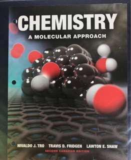 1st Year University Chemistry Textbook