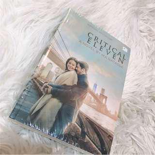 critical eleven novel