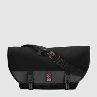 Chrome Industries Black Buckle Citizen Messenger Bag