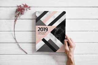 Notebook planner islamik 2019