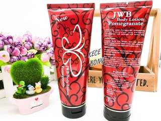 Red Pome Body Lotion Instant Skincare